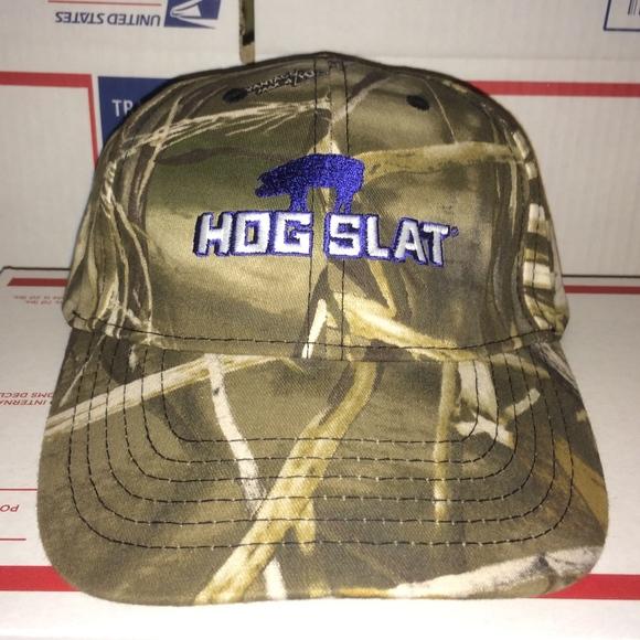 59ac80ac Cap America Other - HOG Slat Hat Camo Cap Vantage MAX 4 Camouflage Pig